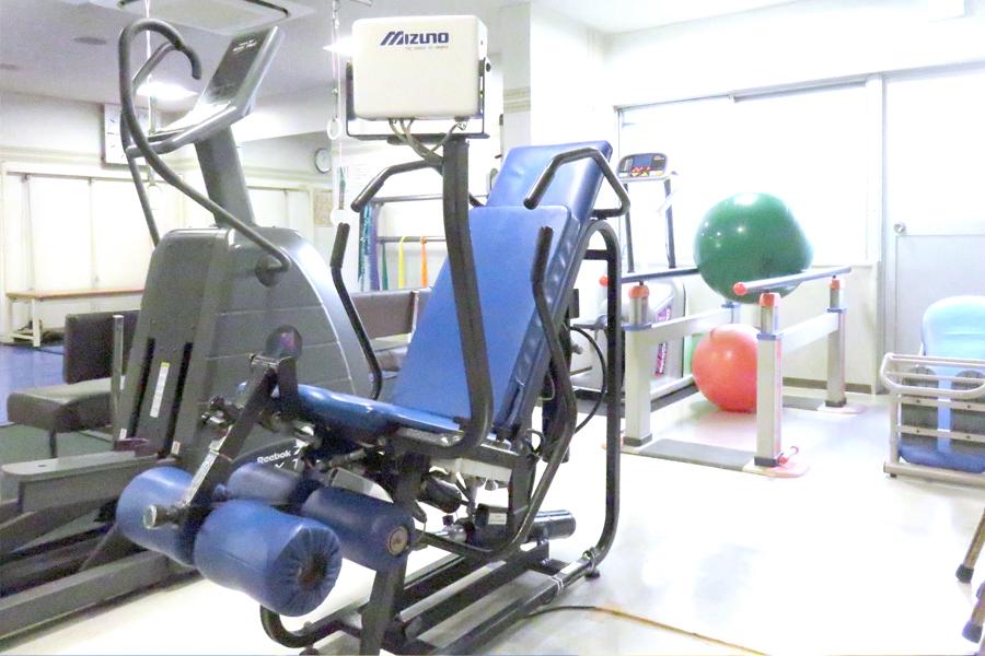 各種運動療法器具